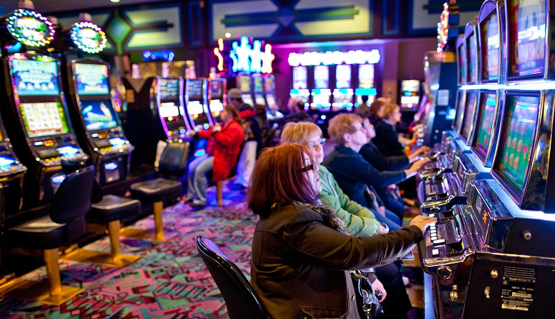 Casino Gaming World